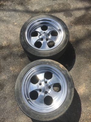 17in mustang eagle alloy wheels for Sale in Germantown, MD