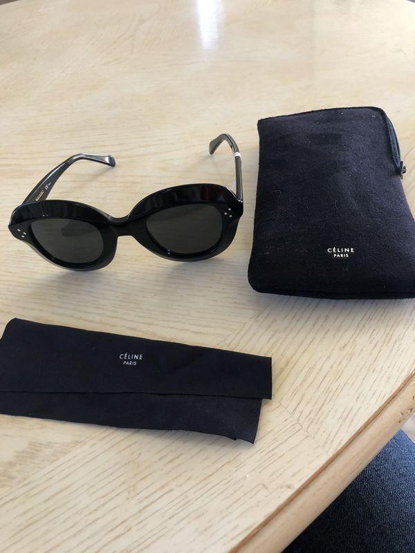 f63a0e28563b9 Celine sunglasses authentic brand new for Sale in Las Vegas