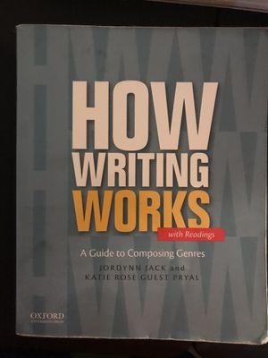 How writing works for Sale in Woodbridge, VA