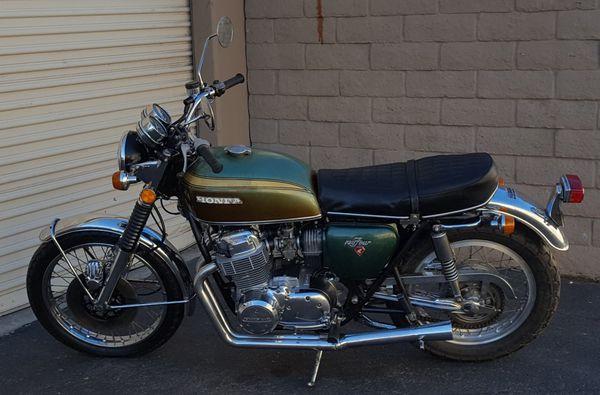 1970 HONDA CB750K CB750 CB for Sale in Chula Vista, CA - OfferUp