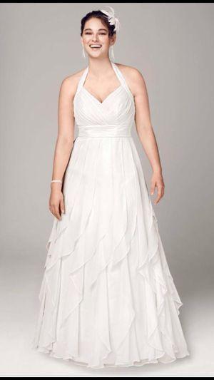 Wedding Dress - View Pics for size - Available in Atlanta or Mansfield Ga for Sale in Atlanta, GA