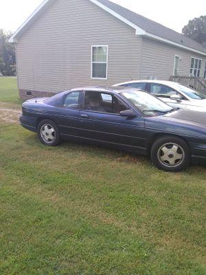 1998 Monte Carlo V6 for Sale in Pamplin, VA