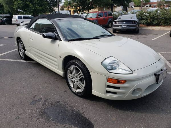 2005 Mitsubishi Eclipse Spyder Gt 5 Sd For In Charlotte Nc Offerup