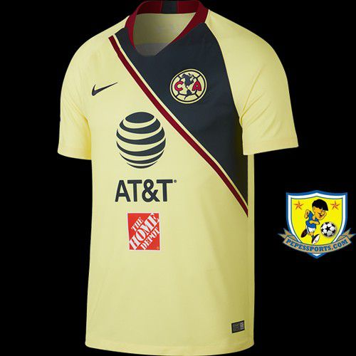 brand new 79737 ec451 Nike Club América Jersey Jersey Home 2018/2019 for Sale in Los Angeles, CA  - OfferUp