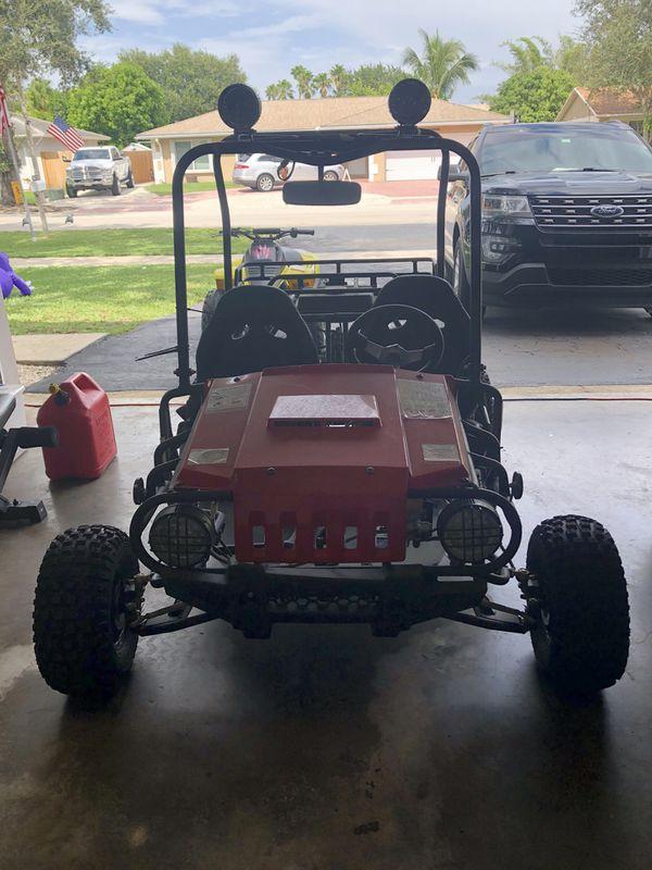 125cc go-kart for Sale in Plantation, FL - OfferUp