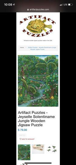 Artifact Puzzles Thumbnail