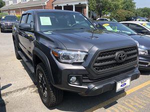 2016 Toyota Tacoma SR5 v6 for Sale in Fairfax, VA