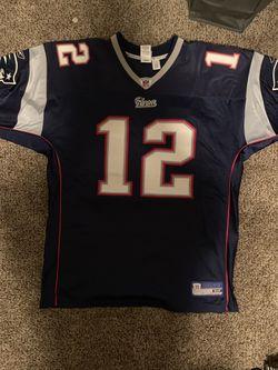 Tom Brady Jersey Thumbnail