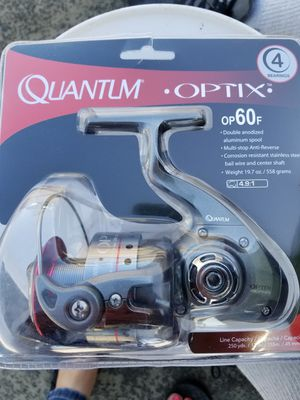 Fresh and saltwater spinning fishing reels and 1 baitcaster for Sale in Marina del Rey, CA