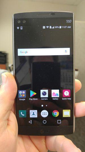 LG V10 T-Mobile only 96gb for Sale in Takoma Park, MD