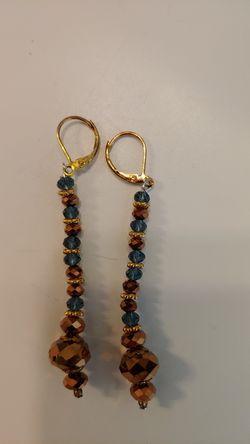 Handmade earrings Thumbnail