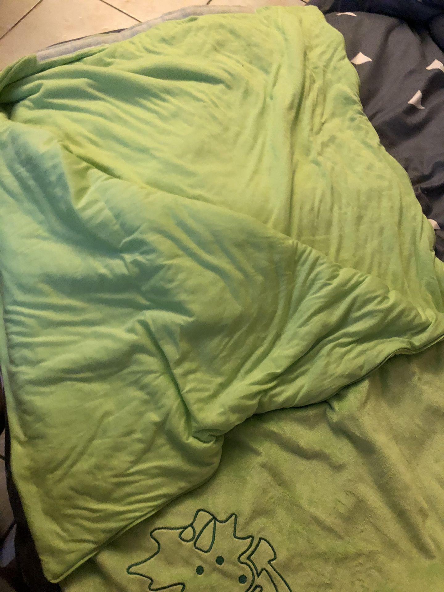 Kid's sleeping bag