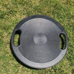 Balance Board Disk..Lots Of GREAT EXERCISES YOU CAN DO Thumbnail