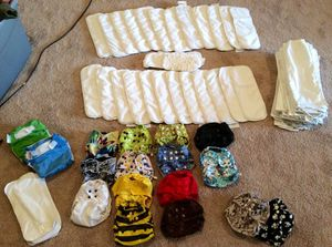 Any interest in Cloth Diapers???? for Sale in Gaithersburg, MD