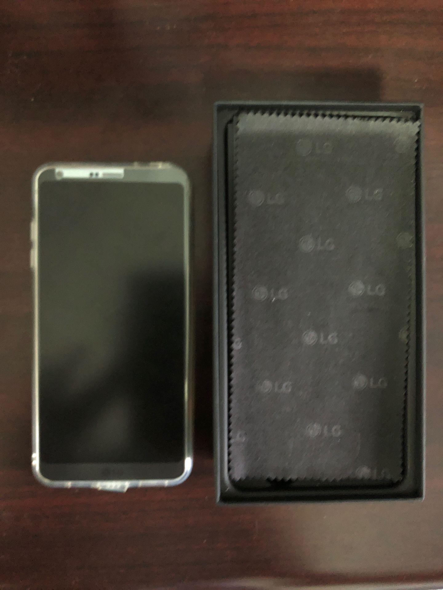 LG G6 Boost Mobile Locked