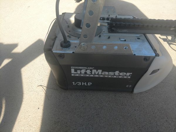 Chamberlain Liftmaster Professional 1 3 Hp For Sale In Mesa Az Offerup