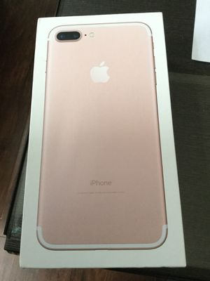 New condition, Factory Unlocked, 32GB, Apple Iphone 7, Rose Gold! for Sale in Woodbridge, VA
