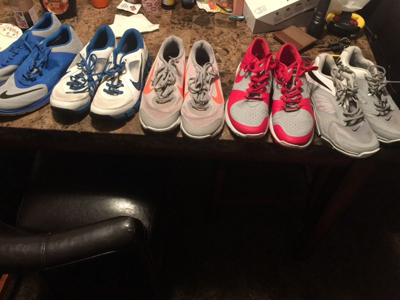 Like new mens size 11.5-12 $20 each