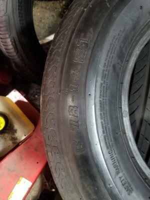 Photo 78-14 ST Tire
