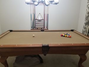 Competition American Heritage Pool Table/Trade for Sale in Round Rock, TX
