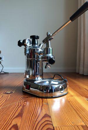 La Pavoni Professional PC-16 Manual Espresso Machine for Sale in Portland, OR