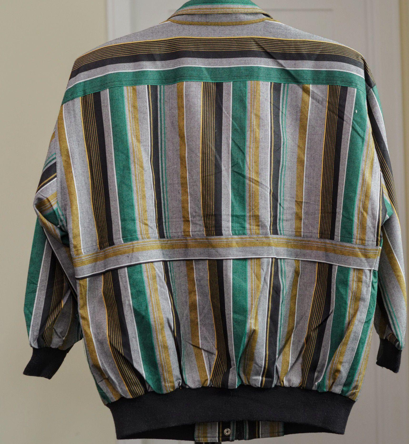 Women's 80's vintage jumper jacket