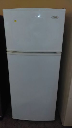 Used, Whirlpool 10 Cubic Ft T/B Frig. for sale  Tulsa, OK