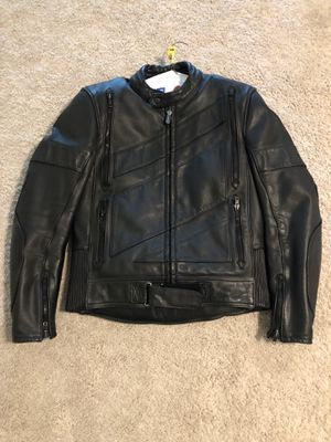 Motorcycle jacket and helmet for Sale in Gaithersburg, MD