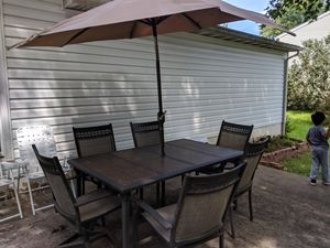 Patio table for Sale in Frederick, MD