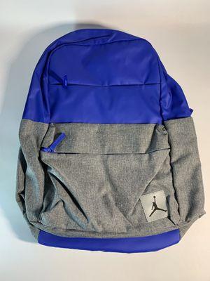 Photo New Jordan Backpack Blue