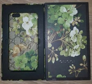 Authentic Gucci iPhone 6,7,8 Plus GG Supreme Case in Bloom Print for Sale in Washington, DC