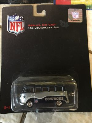 Dallas cowboys collectible toy models for Sale in Fresno, CA