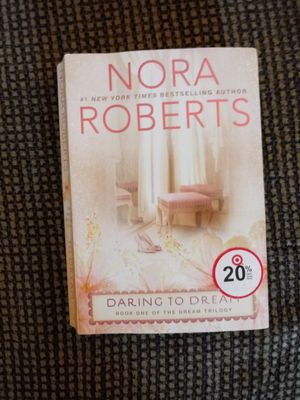 Daring to Dream by Nora Roberts for Sale in Madison Heights, VA