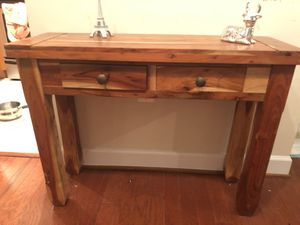 Genuine oak end table for Sale in Washington, DC
