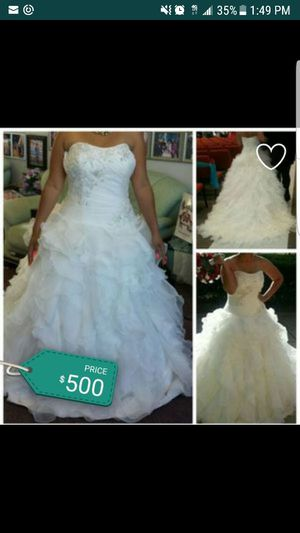 Mori Lee Wedding Dress for Sale in Cleveland, OH