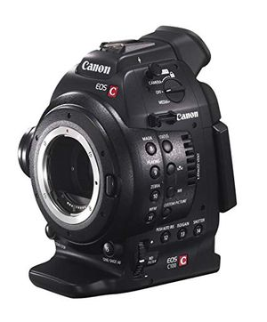 Canon C100 Mark II with 35 mm lens for Sale in Fairfax, VA