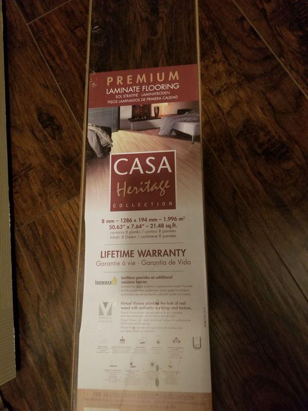 Casa Heritage Laminate Flooring