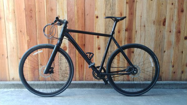 97a3cecae22 Cannondale Bad Boy 1 Stealth Black Bike Large for Sale in Santa ...