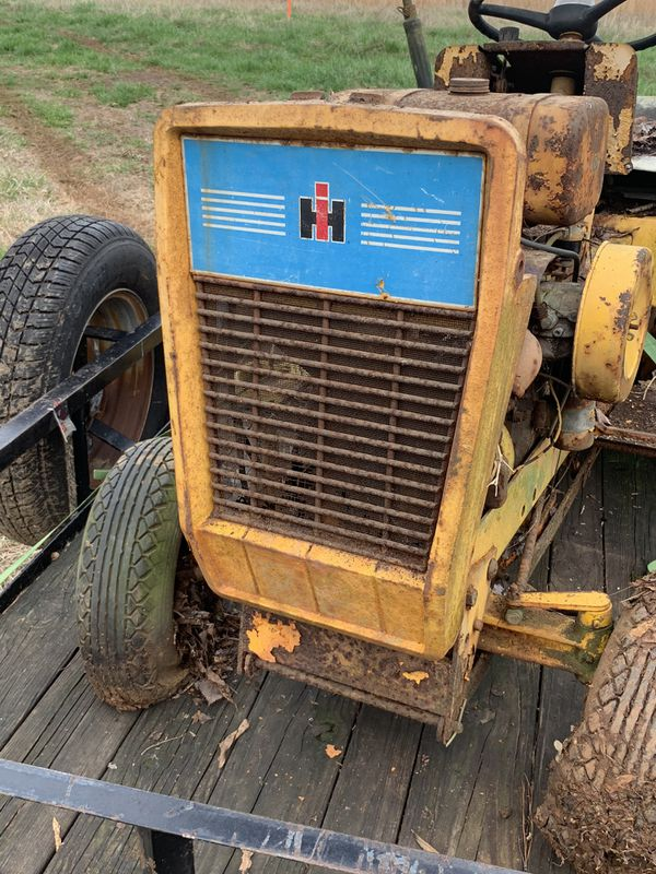 1961 international cub cadet barn find for Sale in ...