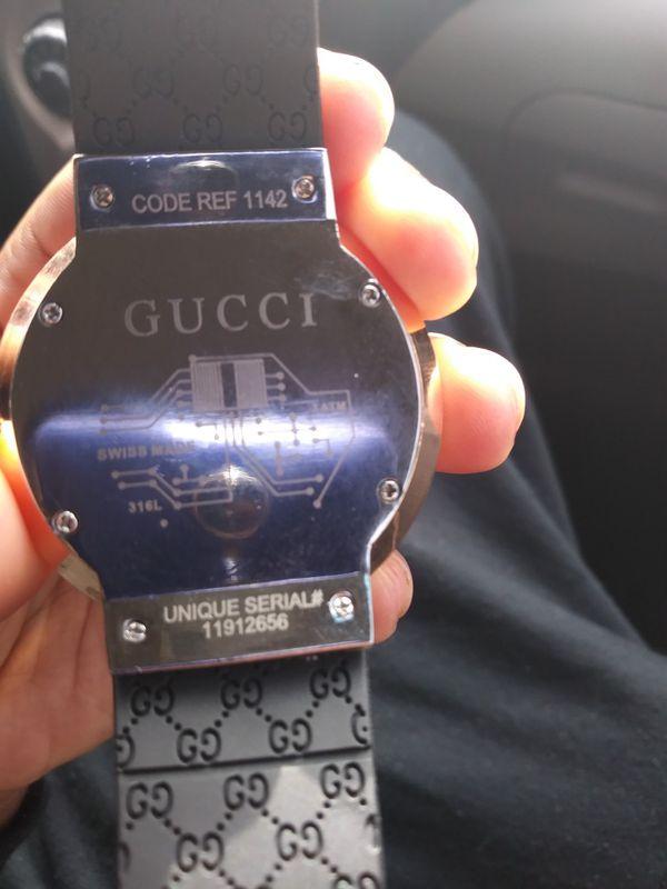 44169e19898 Gucci watch. Code Ref1142 for Sale in Falls Church