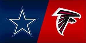 Pair of Cowboys vs Falcons Lower Level Section 107 $500 for the pair for Sale in Atlanta, GA