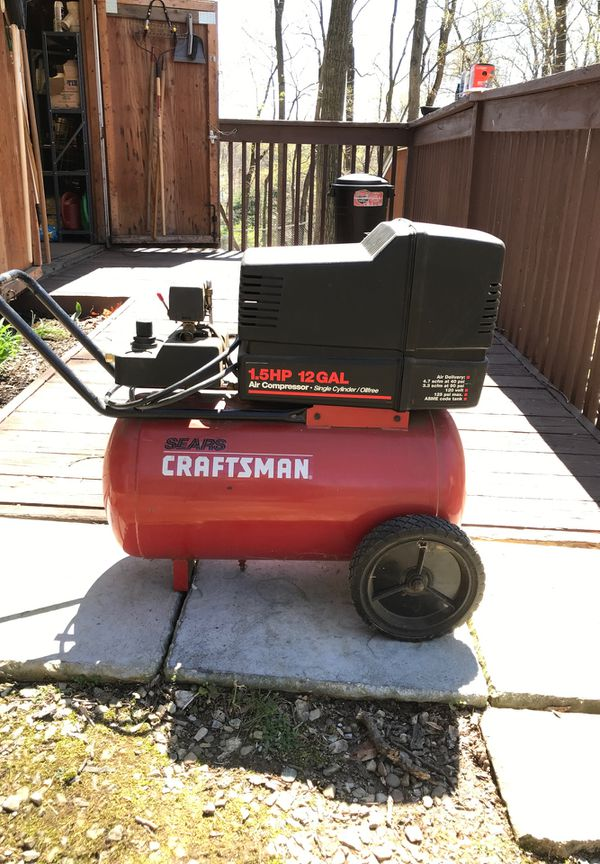 Craftsman Air Compressor for Sale in PA, US - OfferUp
