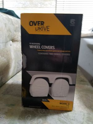 Over Drive Tire cover for trailer for Sale in West Valley City, UT