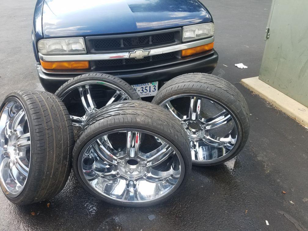 wheels 22