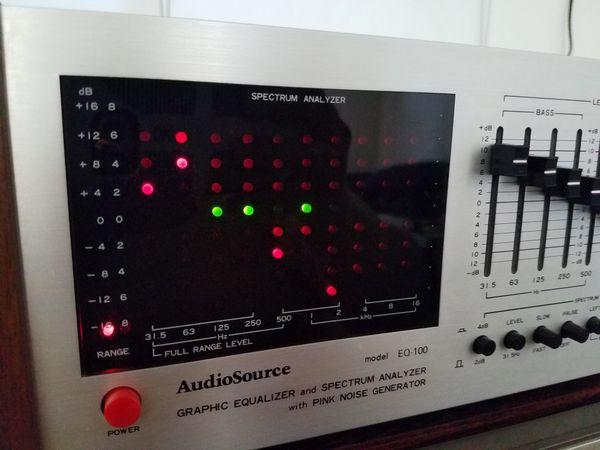 audio source equalizer