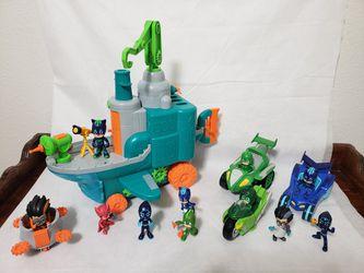 PJ Mask Toys Thumbnail