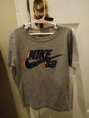 Boys Nike Tshirt sz M (10/12) GUC for Sale in Madison Heights, VA
