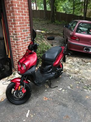 2016 Roughhouse 50cc Sport moped for Sale in Fredericksburg, VA