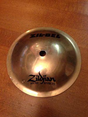 Zildjian Zil-Bel special effect cymbal for Sale in Glen Allen, VA