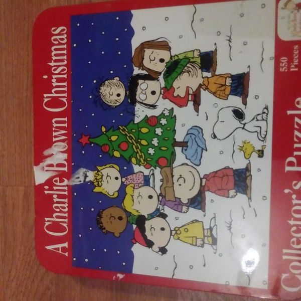 Charlie Brown Christmas collector puzzle for Sale in San Jose, CA - OfferUp